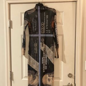 Sheer dress Boutique